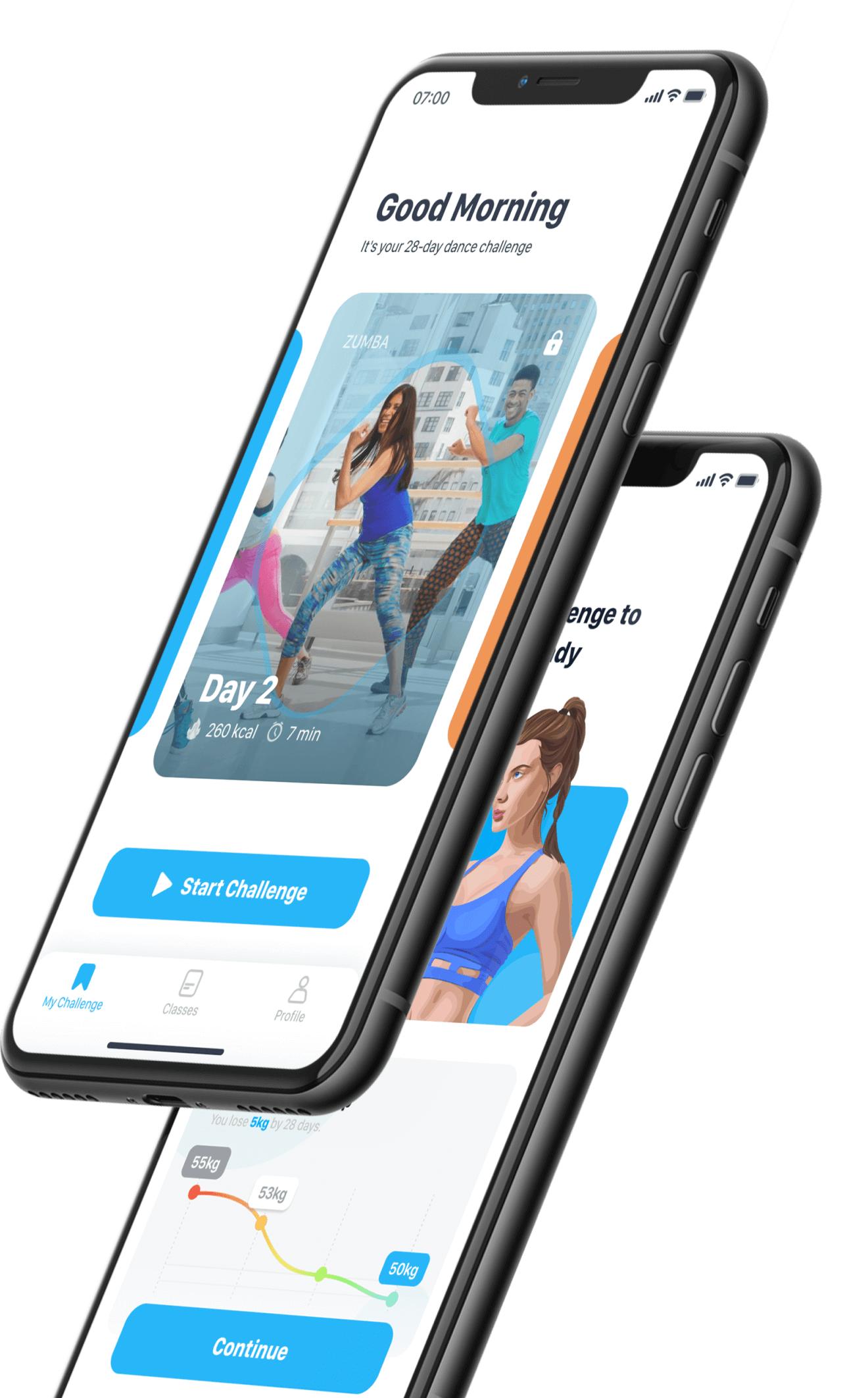 Dancebit application