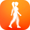 Walking & Weight Loss Tracker application icon